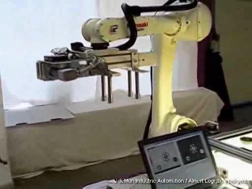 Werkstückträgersystem in der automatisierten Entnahme