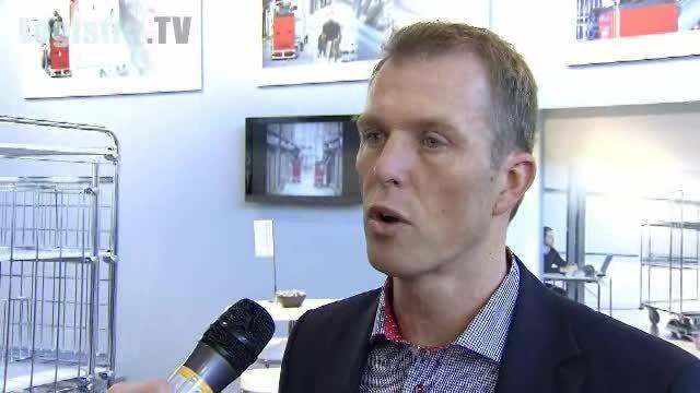 HelgeNyberg AB - LogiMAT Interview