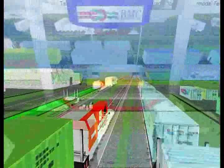 Container Simulation